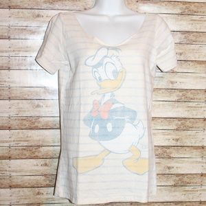 Junk Food Clothing Donald Duck Tee